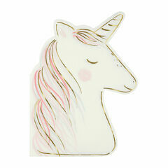 Unicorn Head Party Napkins