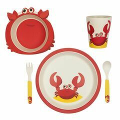 Eco Kids Meal Set - Crab