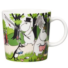 Moomin Summer 2018 Mug - Going on Vacation