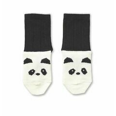 Panda Silas Cotton Socks - Creme