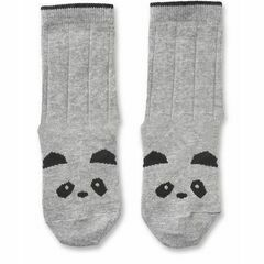 Panda Silas Cotton Socks - Grey