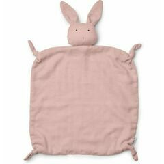 Rabbit Agnete Cuddle Cloth - Rose