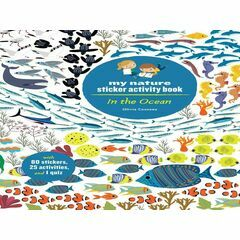 My Nature Sticker Activity Book - In the Ocean