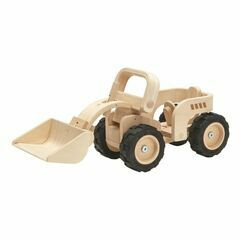 Plan Toys Bulldozer Special Edition Build-it Vehicle