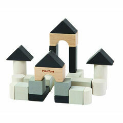 Plan Toys Mini Wooden Construction Set