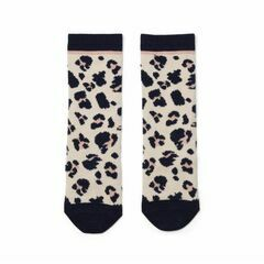 Sofia Cotton Knee Socks - Leo