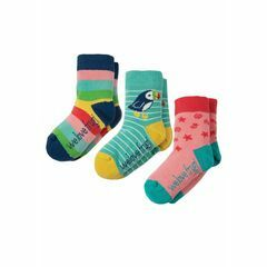 Little Socks 3 Pack - Rainbow