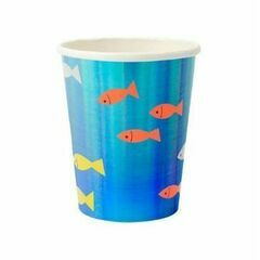 Under the Sea Party Paper Cups