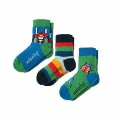 Rock My Socks 3 Pack - Tractor