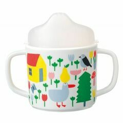 Countryside Double Handled Melamine Mug