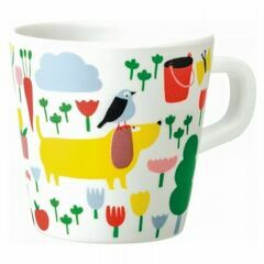 Countryside Melamine Small Mug