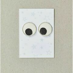 Iron-on Patch - Eyes