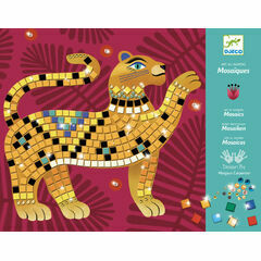Djeco Mosaic Workshop - Deep in the Jungle