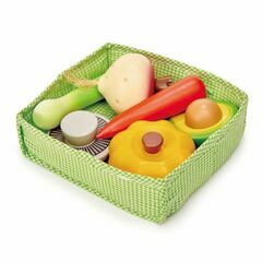 Tender Leaf Toys Vegetable Crate