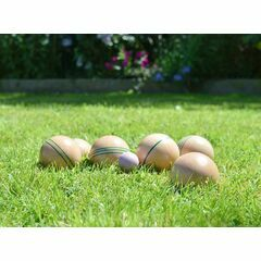 Traditional Garden Games - Wooden Boule