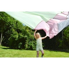 Traditional Garden Games - Giant Play Parachute - 128