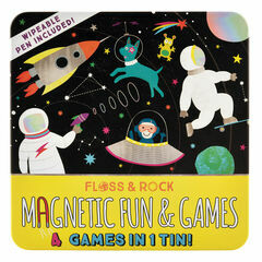 Floss & Rock Magnetic Game - Space