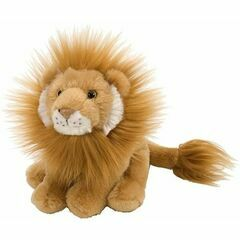 Lion Cuddlekins Soft Toy (20cm)