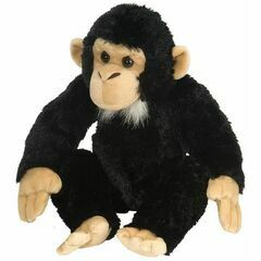 Chimpanzee Cuddlekins Soft Toy (30cm)