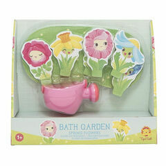 Tiger Tribe Bath Garden - Spring Flowers