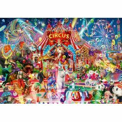 A Night at the Circus 1000 Piece Puzzle