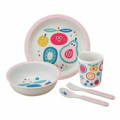Petit Jour Paris 5 Piece Dinner Gift Set - Tutti Frutti