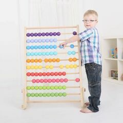Bigjigs Toys Giant Wooden Abacus
