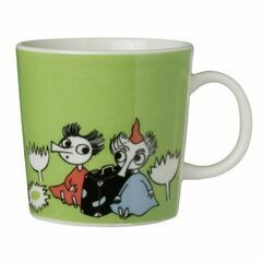 Arabia Finland Moomin Mug - Thingumy & Bob