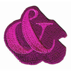 Jennie Maizels Ampersand & - Magenta/Purple