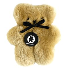 Flatout Baby Honey Comfort Teddy Bear