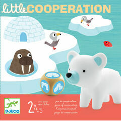 Djeco Little Cooperation Board Game