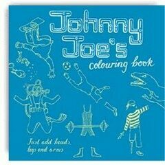 Rosie Flo Colouring Book - Johnny Joe's