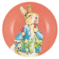 Petit Jour Paris Peter Rabbit Side Plate - Red