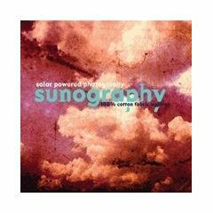 noted* Sunography Fabric - Solar Powered Photography!