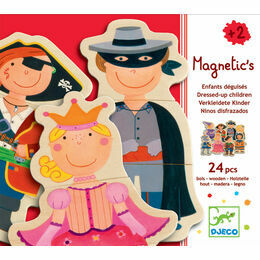 Djeco Magnetic Game - Fancy Dress
