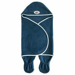 Snug as a Bug Fleece Baby Wrap - Navy