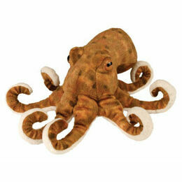 Wild Republic Mini Octopus 25cm Cuddlekin Soft Toy