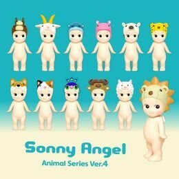 Sonny Angel - Animal Series 4