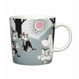 Arabia Finland Moomin Mug - Adventure New