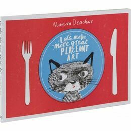 Laurence King Publishing Let's Make More Great Placemat Art