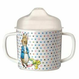 Petit Jour Paris Peter Rabbit Double Handled Cup
