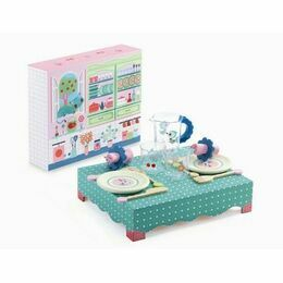 Djeco Wooden Lunch Time Set