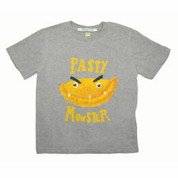 Hand Pulled Ink Pasty Monster T-Shirt