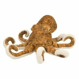 Wild Republic Octopus 30cm Cuddlekins Soft Toy