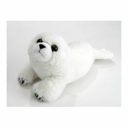 Wild Republic Mini Seal Harp Pup 25cm Cuddlekins Toy