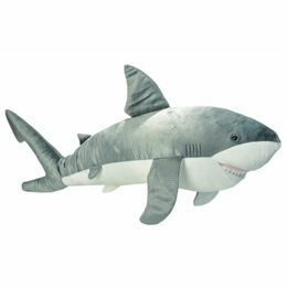 Wild Republic Giant Cuddlekins Great White Shark - 96cm