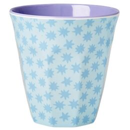 Rice Melamine Two Tone Medium Cup - Stardust