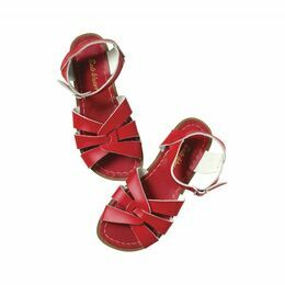 Saltwater Original Sandal - Red