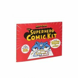 The Superhero Comic Kit by Jason Ford