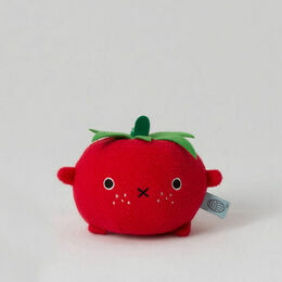 Noodoll Ricetomato Mini Plush Toy - Red